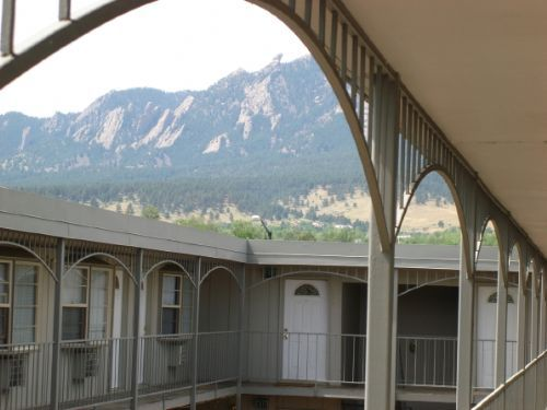 Park Mesa Apartments In Boulder Colorado