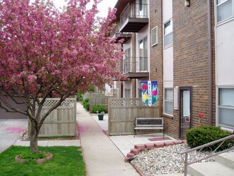 The Ridge Apartments Ames Iowa