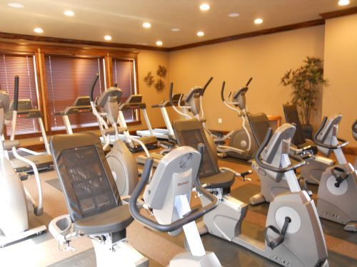 State of the art aerobic center