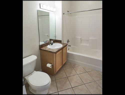 Royale Palms 2BR/2BA Private Luxury Bathroom