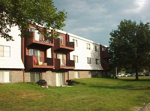 Concord Bridge Apartments In Bellevue Nebraska