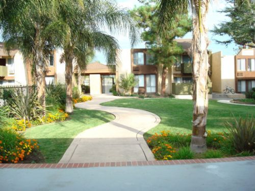 The Village at Granada Hills apartments in Northridge, California
