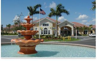 Lakes at College Pointe apartments in Fort Myers, Florida
