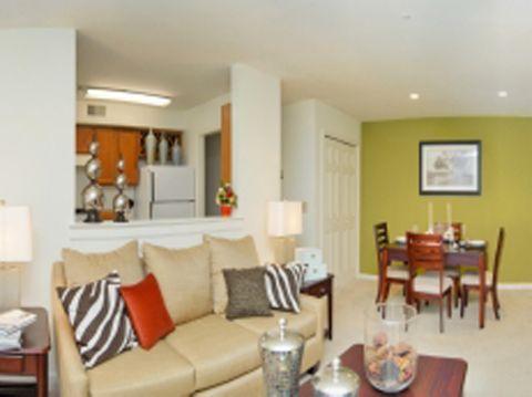 Eaves Fairfax City Apartments In Fairfax Virginia