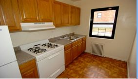 Clinton Gardens apartments in Hempstead, New York