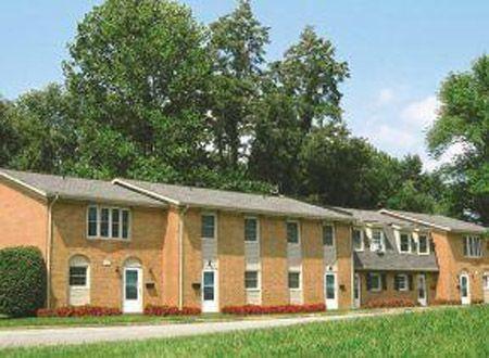 North Ridge Apartments In Roanoke Virginia