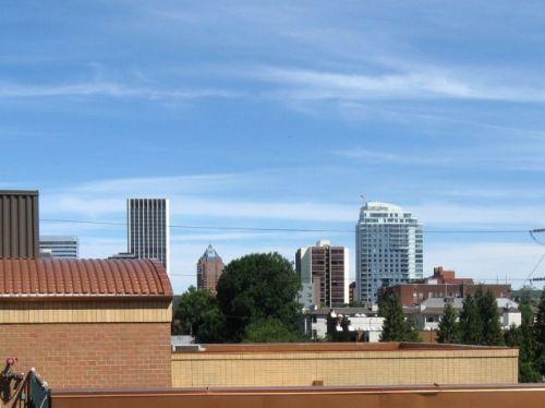 Collins Circle Apartments In Portland Oregon
