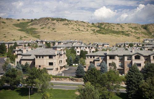 Camden Denver West apartments in Golden, Colorado