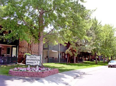 Edelweiss apartments in Lakewood, Colorado