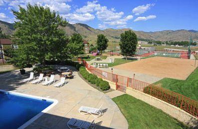 Summit View Village Apartments In Golden Colorado