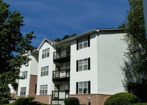 Tanglewood Park apartments in Lawrenceville, Georgia