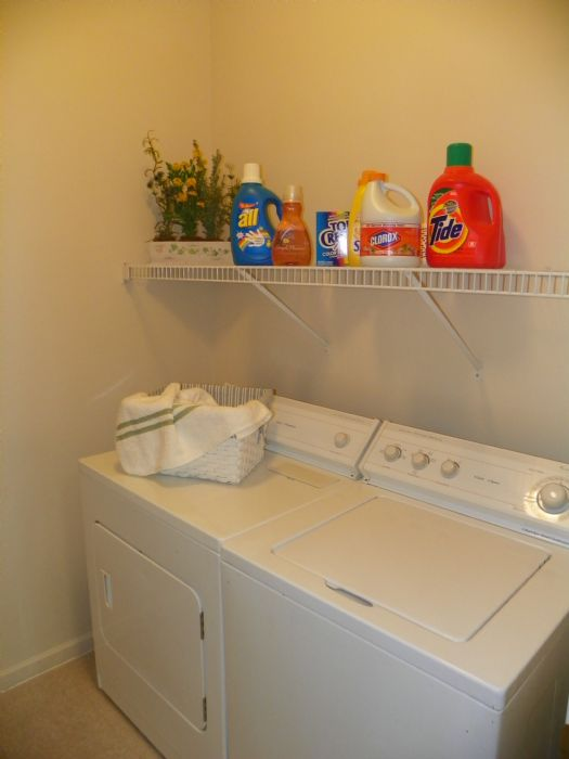 Washer/Dryer Available in All Floor Plans