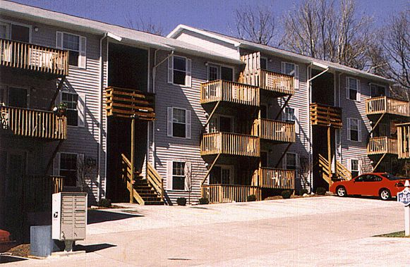 Cedarstone Apartments In Morgantown West Virginia