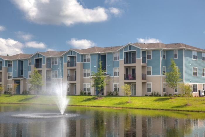 The Flats at UNF apartments in Jacksonville, Florida