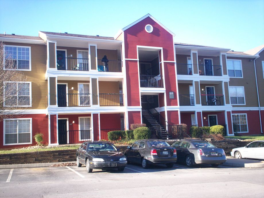 Gateway at Knoxville apartments in Knoxville, Tennessee