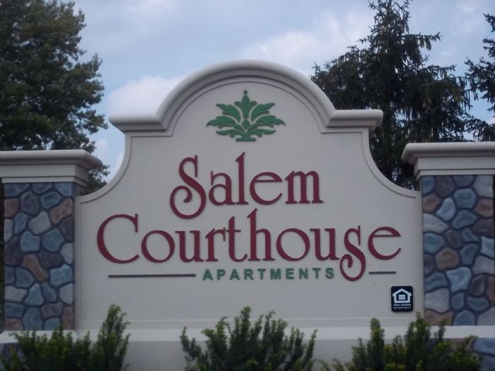 Salem Courthouse apartments in West Lafayette, Indiana