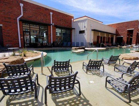 U club townhomes at overton park apartments in lubbock texas - Vanston swimming pool mesquite tx ...
