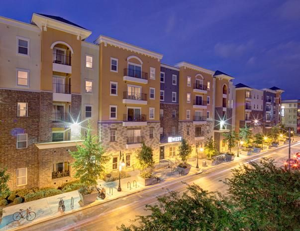 26 West apartments in Austin, Texas