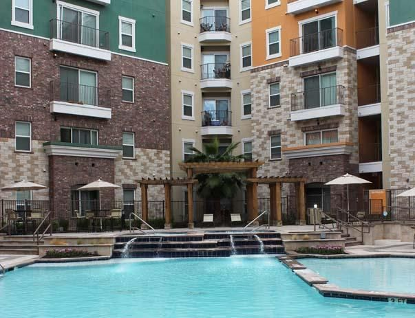 26 West Apartments In Austin Texas