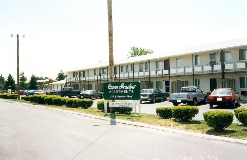 green meadow apartments in bowling green ohio