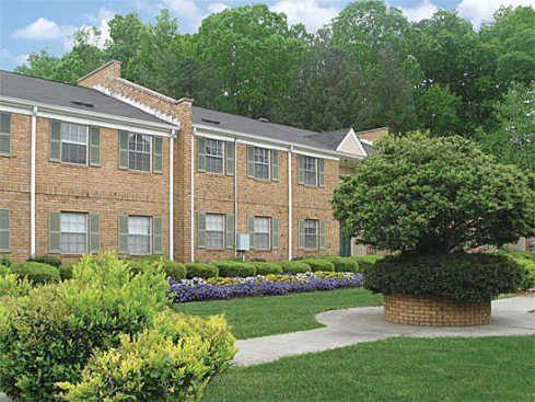 Waverly Villa Apartments In Augusta Georgia