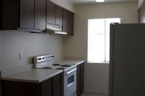 Tropicana Village Apartments Las Vegas