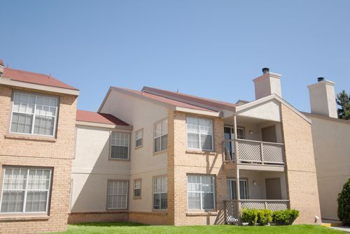 Park Place apartments in Las Cruces, New Mexico