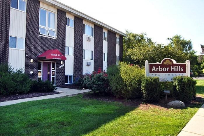 North Ann Arbor Apartments