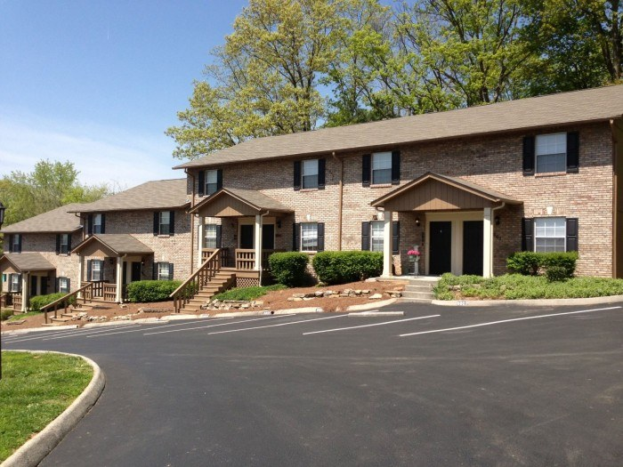 Eagle Pointe Apartments In Knoxville Tennessee