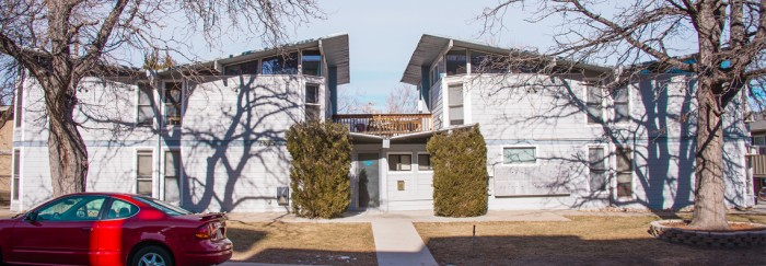 Blue Spruce apartments in Boulder, Colorado
