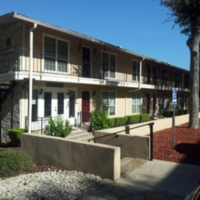 Broadway Heights apartments in San Antonio, Texas