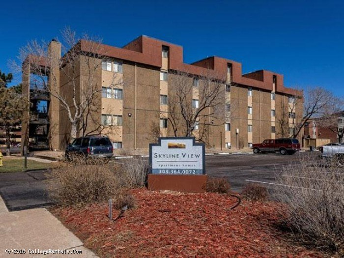 Skyline View Apartments In Aurora Colorado