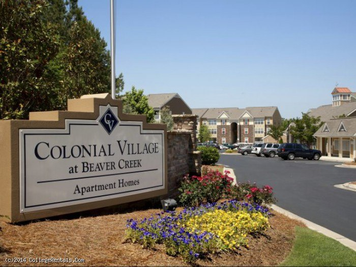 Colonial Village Beaver Creek Apartments Apex Nc