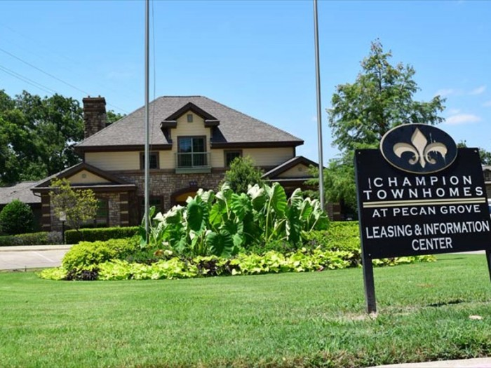 Champion Townhomes At Pecan Grove