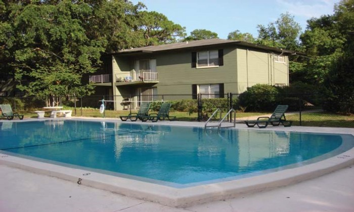 Chelsea Courtyards apartments in Jacksonville, Florida