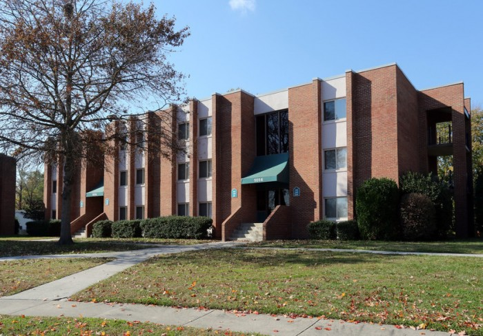 College Park apartments in Salisbury, Maryland