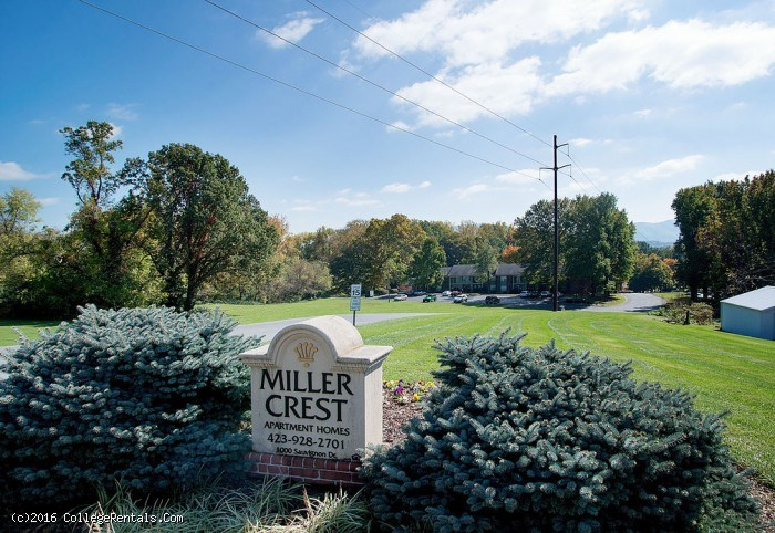 Miller Crest Apartments Johnson City Tennessee