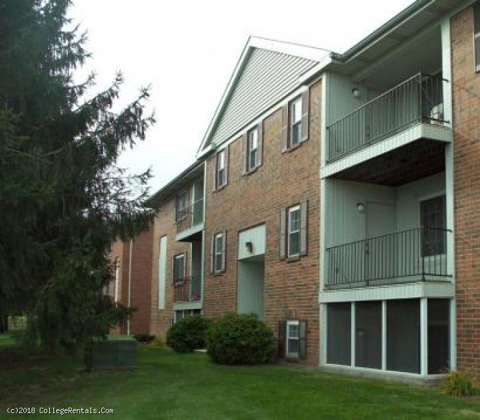University Village Apartments In Bowling Green, Ohio