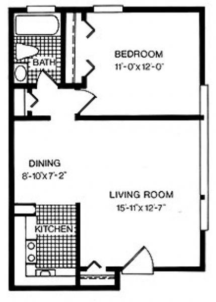 Island Drive Apartments In Ann Arbor Michigan