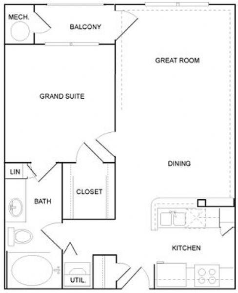 Alexan City Center Apartments In Englewood Colorado