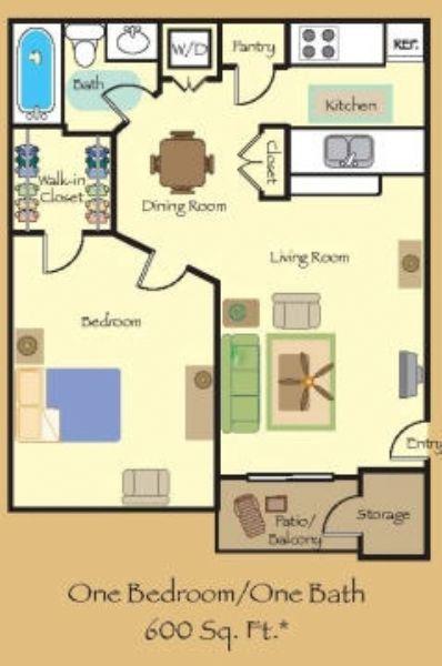 Park On Rosemeade Apartments Dallas