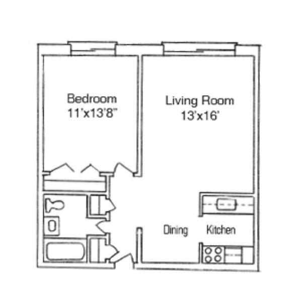 One Bedroom Apartments Muncie Indiana
