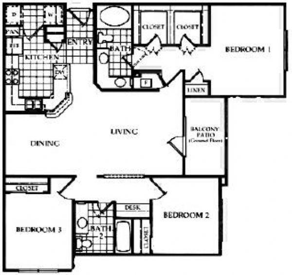 Lakecrest Apartments