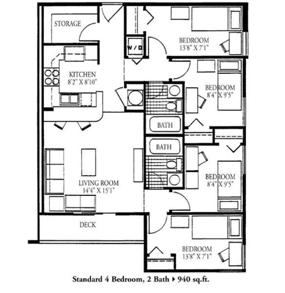 Best Apartment Hunting Sites: Hunters Ridge
