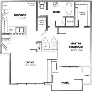 The pavilions at silver sage apartments in fort collins - Village garden apartments fort collins ...