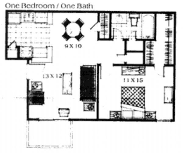 Fox Hollow Apartments: Country Hollow Apartments In Tulsa, Oklahoma