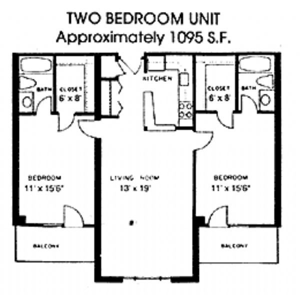 Plantation Towers Apartments In Worcester Massachusetts