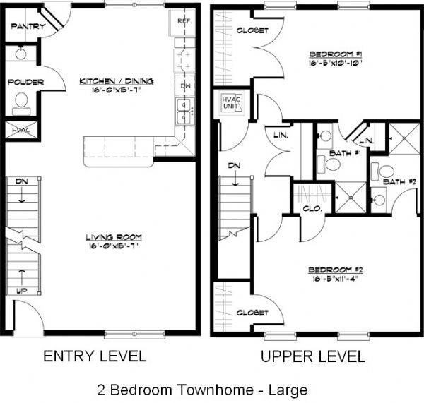 copper beech townhomes apartments in indiana pennsylvania floorplans copper beech columbia student apartments for