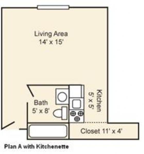 Apartments In Carbondale Il: Quadrangle Apartments In Carbondale, Illinois