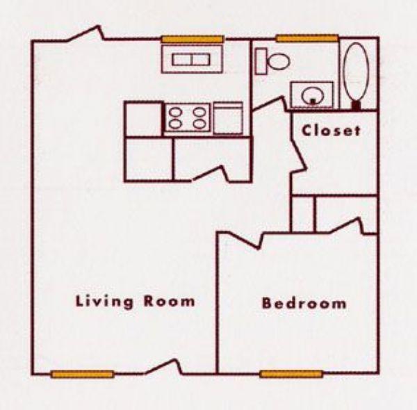 Stoney Ridge Apartments In Richmond Virginia